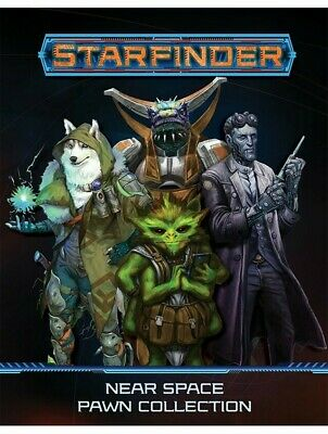 Starfinder RPG Near Space Pawn Collection Roleplaying Game Miniatures • 17.99£