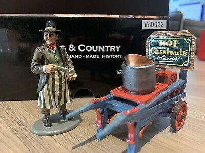 WoD022 - The Hot Chestnut Seller - World Of Dickens - King And Country • 0.99£