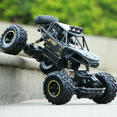 4WD RC Car Monster Truck Off-Road Vehicle 2.4G Remote Control Buggy  • 32.99£