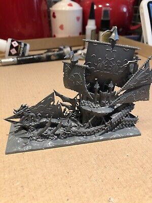 Warhammer. Dreadfleet. Vampire Ship The Bloody Reaver. • 15£