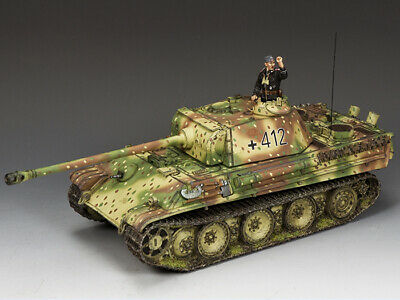 KING AND COUNTRY Panther Ausf. G. Tank WW2 WS351 • 372.95£