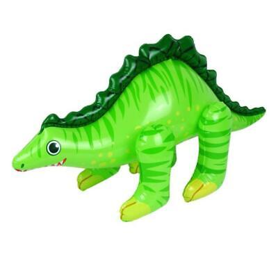 Inflatable Dinosaur Holiday Beach Swimming Pool Toy Summer Party STEGOSAURUS  • 4.99£