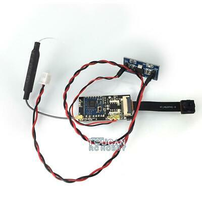 FPV Camera Unit And One Frame For Phone Parts For HengLong 6.0 1/16  RC Tanks • 56.90£