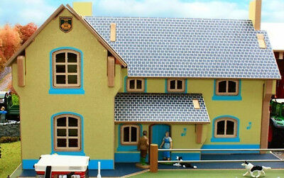 BT8910 - Building Of Type House D'Habitation With Compartments Dimensions 44x3 • 121.82£