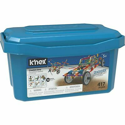 K'Nex Imagine Creation 50 Model Building Set - With 417 Pieces - Ages 5-10 Years • 26.79£