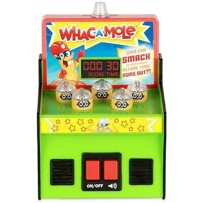 Basic Fun Mini Electronic Arcade Game - With Timer & Sound Effects - Whac-A-Mole • 23.78£