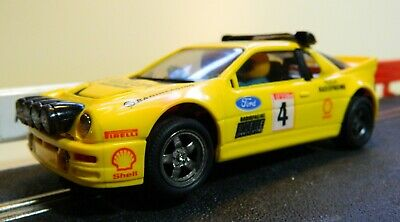 Scalextric 4wd Ford Rs200 With Lights (c0429)  • 25£