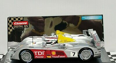 Carrera Evolution Audi R10 Tdi #7 27205 1:32 Slot New Old Stock Boxed  • 29.99£