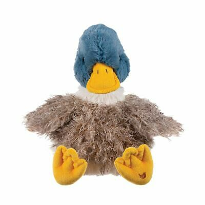 Wrendale Designs Webster The Duck Soft Plush Toy In Canvas Gift Bag • 34.95£