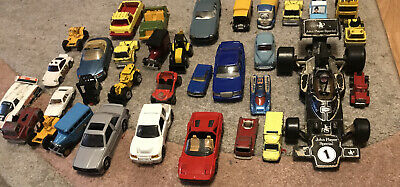 34 Item Corgi Cars Vintage Collectable  • 6£