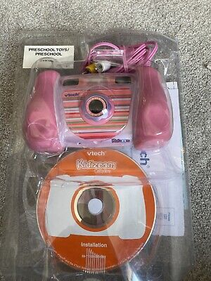 Pink Vtech Kidizoom Camera With Case. Only Used Once • 10£