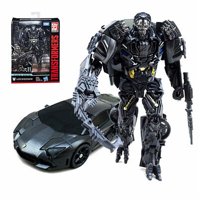 Transformers Age Of Extinction Studio Series SS11 Lockdown Figure 5  Toy New • 22.79£