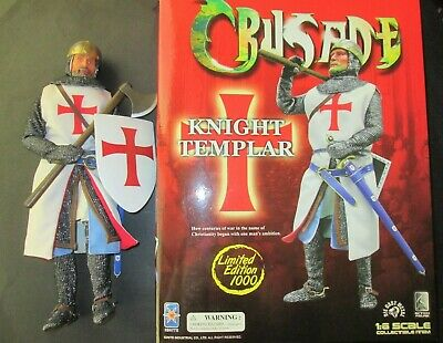 Crusade: Knight Templar - 1.6 SCALE - IGNITE LIMITED EDITION ACTION FIGURE • 75£