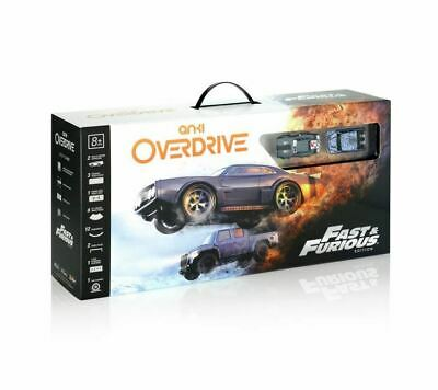 Anki Overdrive Fast & Furious Edition Box Track Racing Kit 2 Cars IOS Android  • 25£