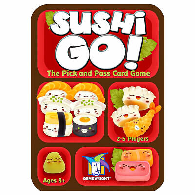 Sushi Go! Is The Pick And Pass Card Party Game • 13.90£