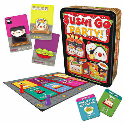 Sushi Go Party! - Grab The Best Combination Of Sushi Dishes As They Whiz By • 20.90£