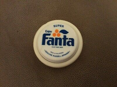 Super Fanta Genuine Russell Spinner From 1980's • 22£