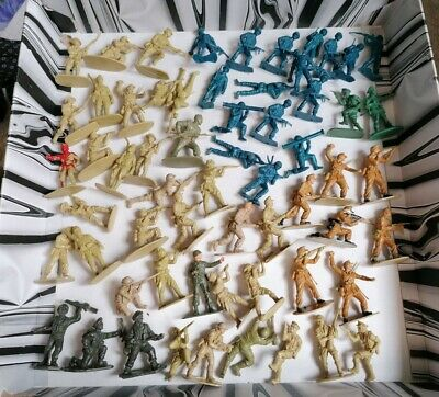 Mixed Toy Soldiers, Some Vintage • 12£