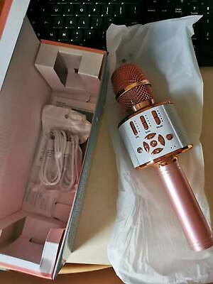 Ankuka Microphone Girls Toys Age 3-12 Kids • 12£
