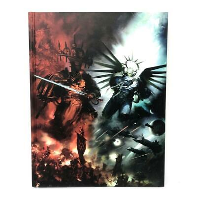 9th Limited Edition Core Rulebook Indomitus Warhammer 40k • 8.50£