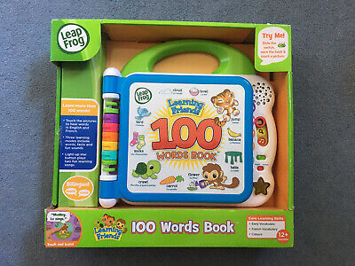LeapFrog Learning Friends 100 Words Book • 13.50£
