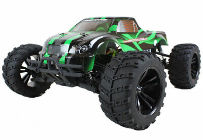 Himoto Racing Green Brushless Truck Bowie PRO 1/10 Off-Road Electric 2.4G • 199.99£