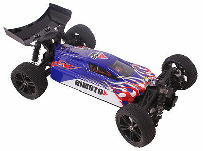 Himoto Racing Tanto 1/10 RTR 4WD Brushed Electric RC 2.4G Buggy Latest Version • 149.99£
