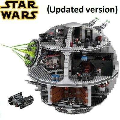 Lockdown Activity - Star Wars Compatible With Lego 75159 Death Star Set 05063 • 190£