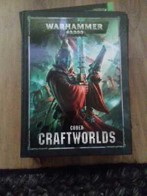 Eldar Craftworlds Codex  - Games Workshop • 2.99£