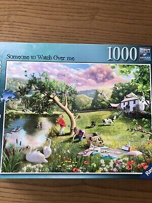 Ravensburger 1000 Piece Jigsaw Puzzles Used • 2£