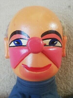 Punch And Judy Vintage Doctor Puppet Made By Teddy Corden  • 50£