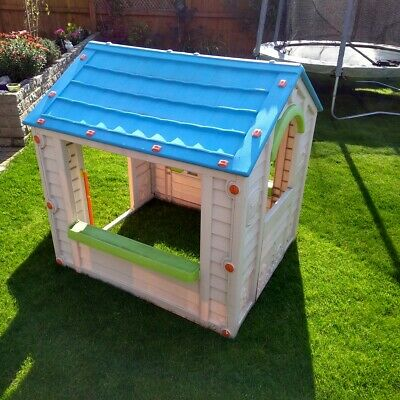 Kids Play House Outdoor Plastic • 1£