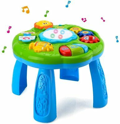 Musical Learning Table Baby Toy - HANMUN Play & Learn Activity Table,...  • 34.99£