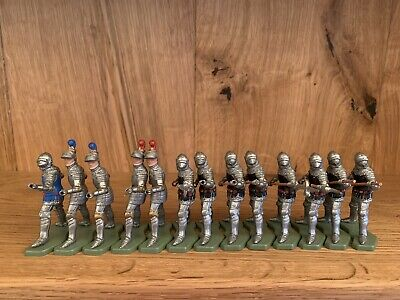 Britains Toy Soldiers: Herald Knights (1960s-1980s) X13 • 5£