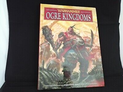 Warhammer Fantasy Age Of Sigmar Ogre Kingdoms Army Book 8th Edition Codex Rule • 18.99£