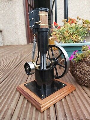 Model Of  A Well Engineered Maudslay Steam Engine • 23£
