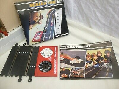 Old Scalextric Lap Counter • 7.99£