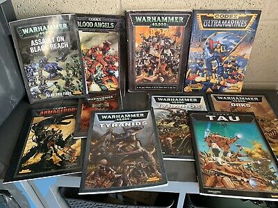 W40K Codexes & Rule Books • 0.99£