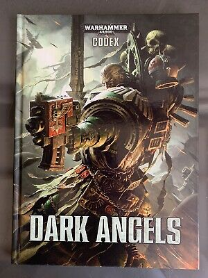 W40K Dark Angels Codex • 0.99£