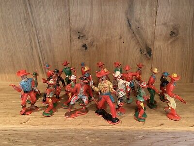 Crescent Cowboys (60mm) X21 (Includes C42 Model) • 12£