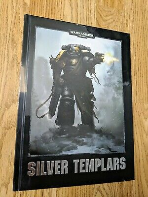 Warhammer 40k Conquest Silver Templar Book New Sealed • 21£