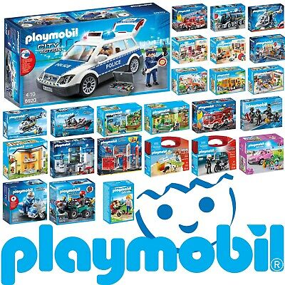 Playmobil Official Sets & Figures - Huge Selection For Boys & Girls • 12.90£