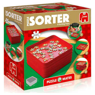 Puzzle Mates Sorting Tray - Save Space, Store And Organise Your Puzzles • 11.99£