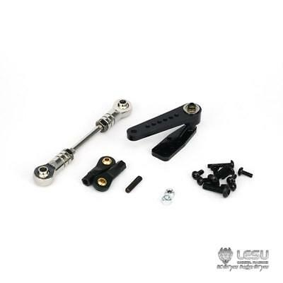 UK Stock 1/14 Steering Servo LESU Spare Parts For 6*6 6*4 4*4 4*2 DIY RC Tractor • 27.99£