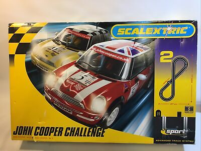Scalextric John Cooper Challenge Full Set Tested And Working • 12.51£