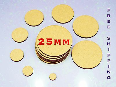 THE PACK  Of  1200 12mm X 6mm Thick Discs • 31£