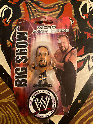 WWE Micro Aggression Big Show Figure  • 19.99£