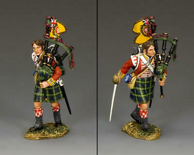 KING AND COUNTRY NAPOLEONIC Fighting Piper NA293 • 64.95£