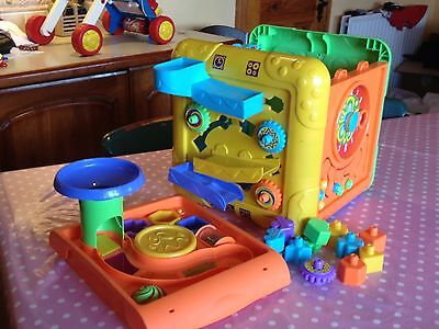 Fabulous Multi Activity Large Cube In Great Condition • 15£