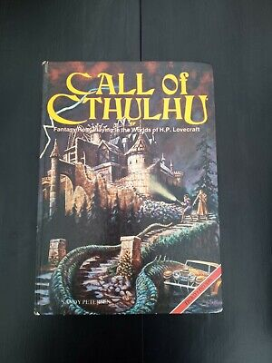 Call Of Cthulhu 3rd Edition Rulebook • 15£